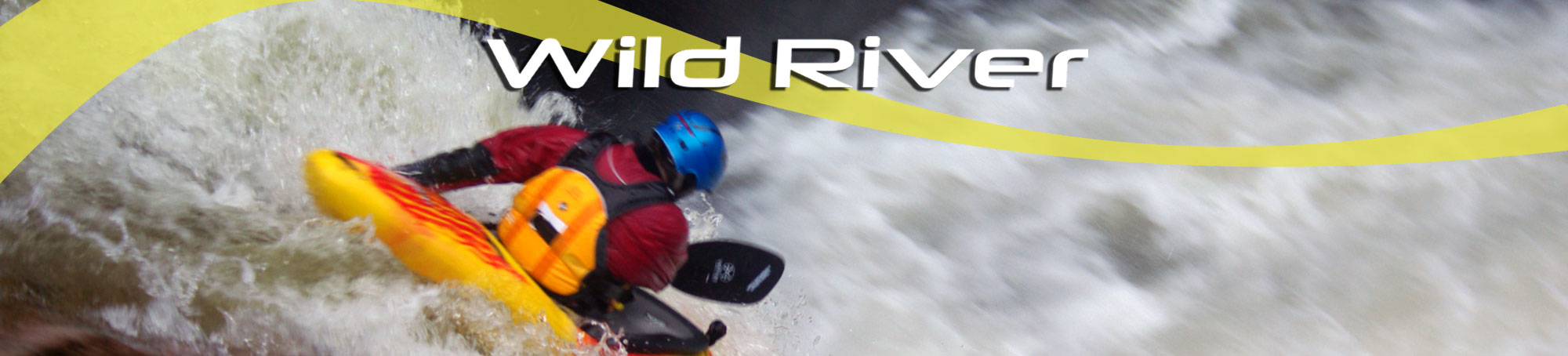 White Water Kayak Coach Training