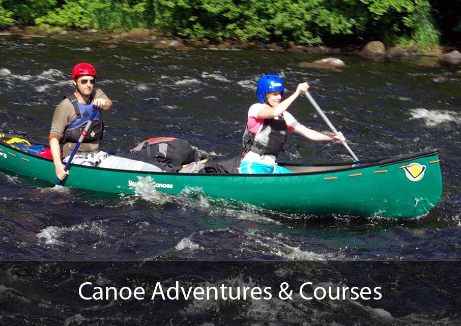 Canoe Adventures & Courses