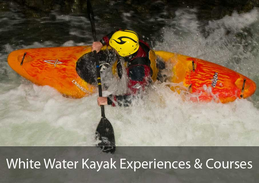 White Water Kayak Courses