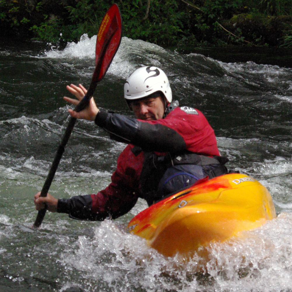 3 Star White Water Kayak