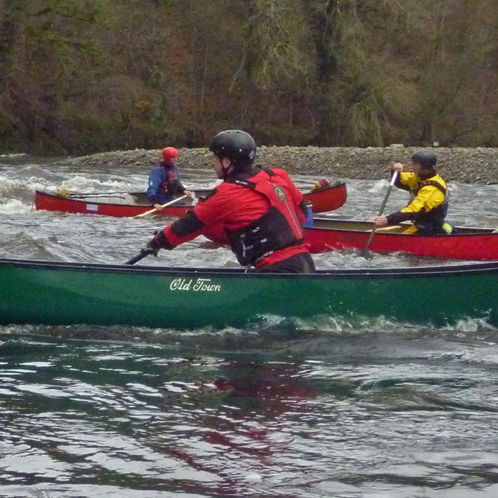 MWE Canoe Training