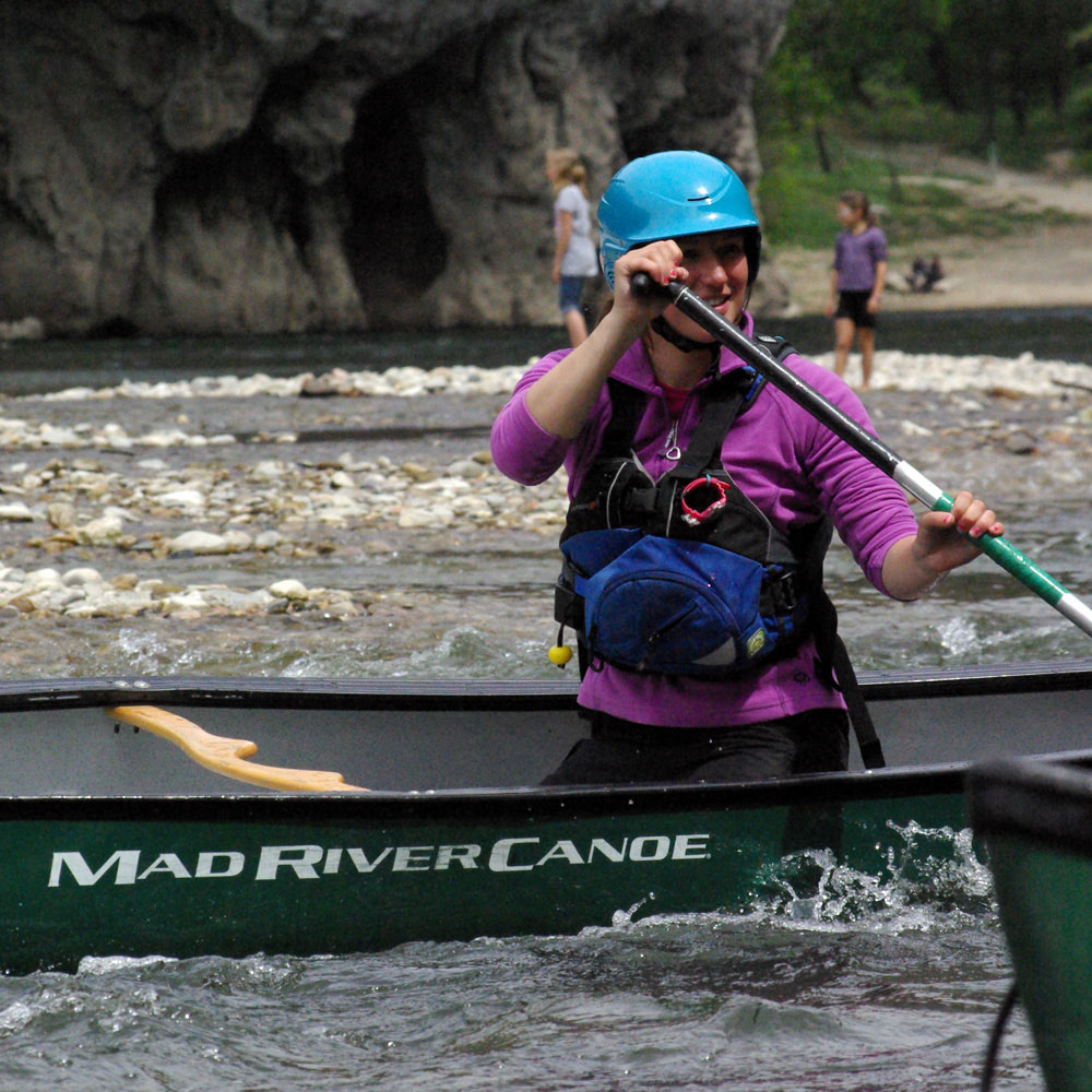 4 Star Canoe Leader Training