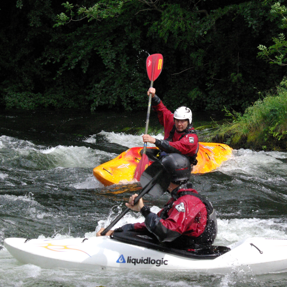 4 Star kayak Leader Assessment