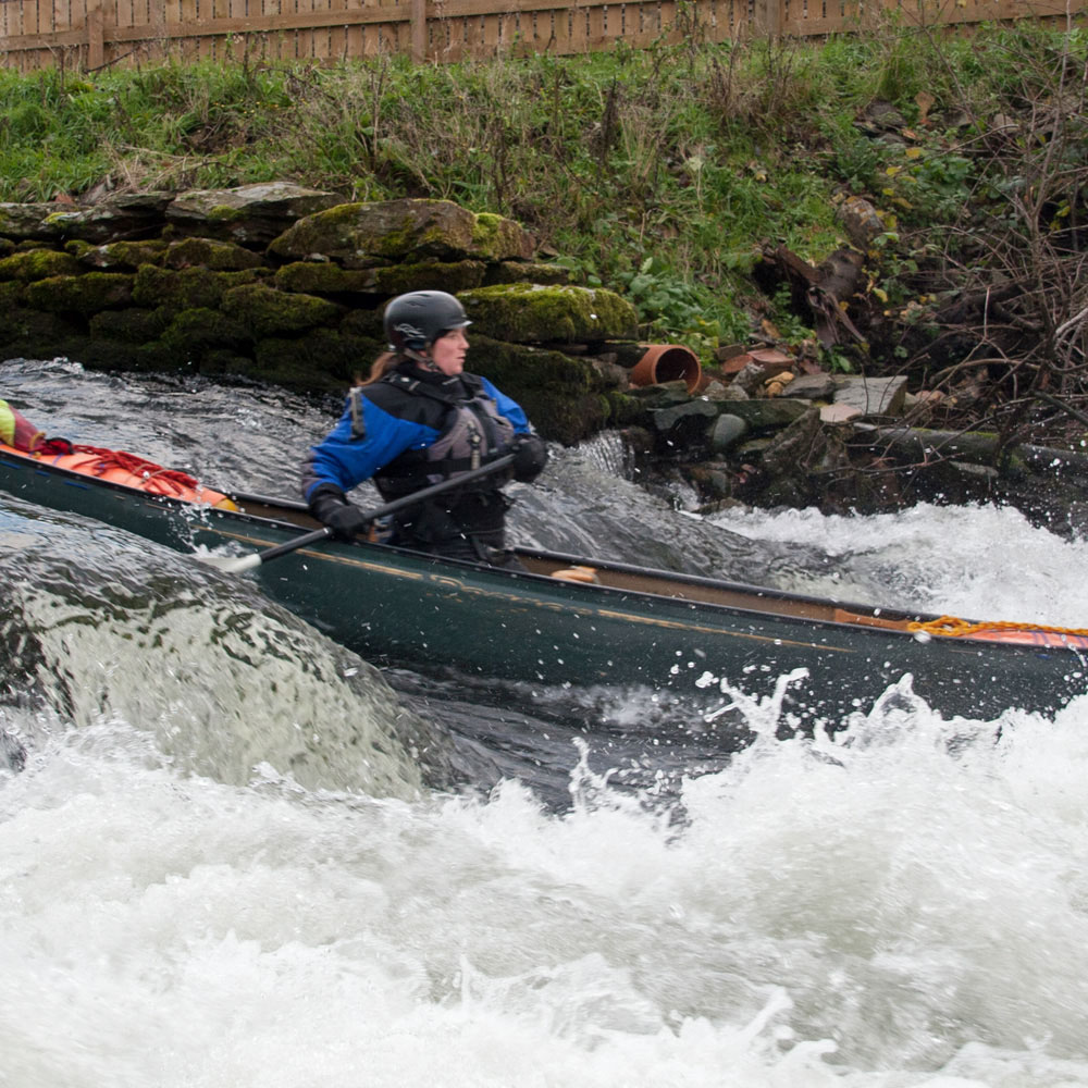 BCU 5 Star Canoe Assessment
