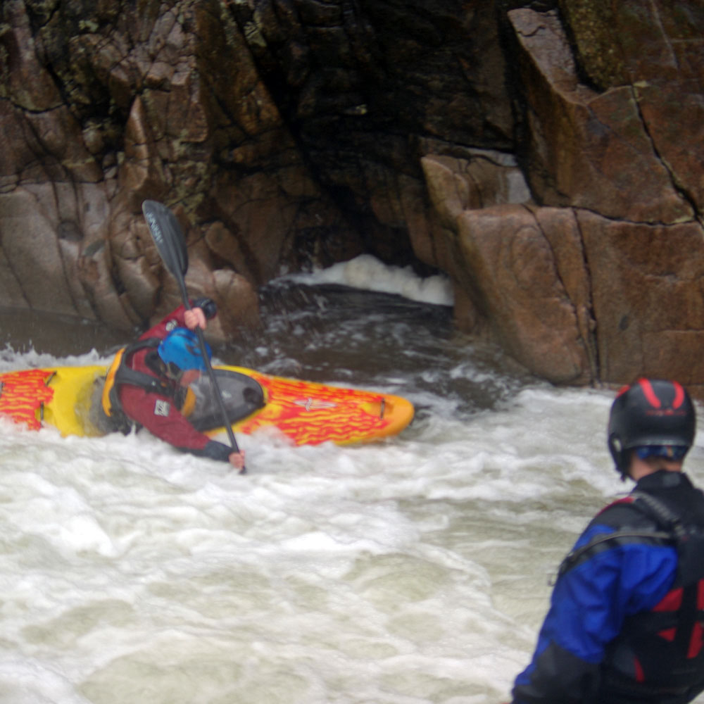 5 Star White Water Leader Assessment