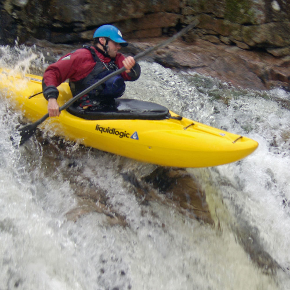 BCU 5 Star White Water Kayak Leader Training
