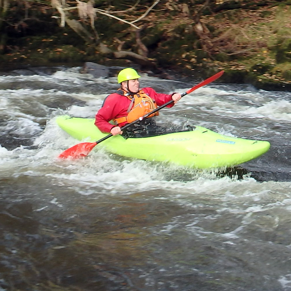 BCU 4 Star White Water Assessment