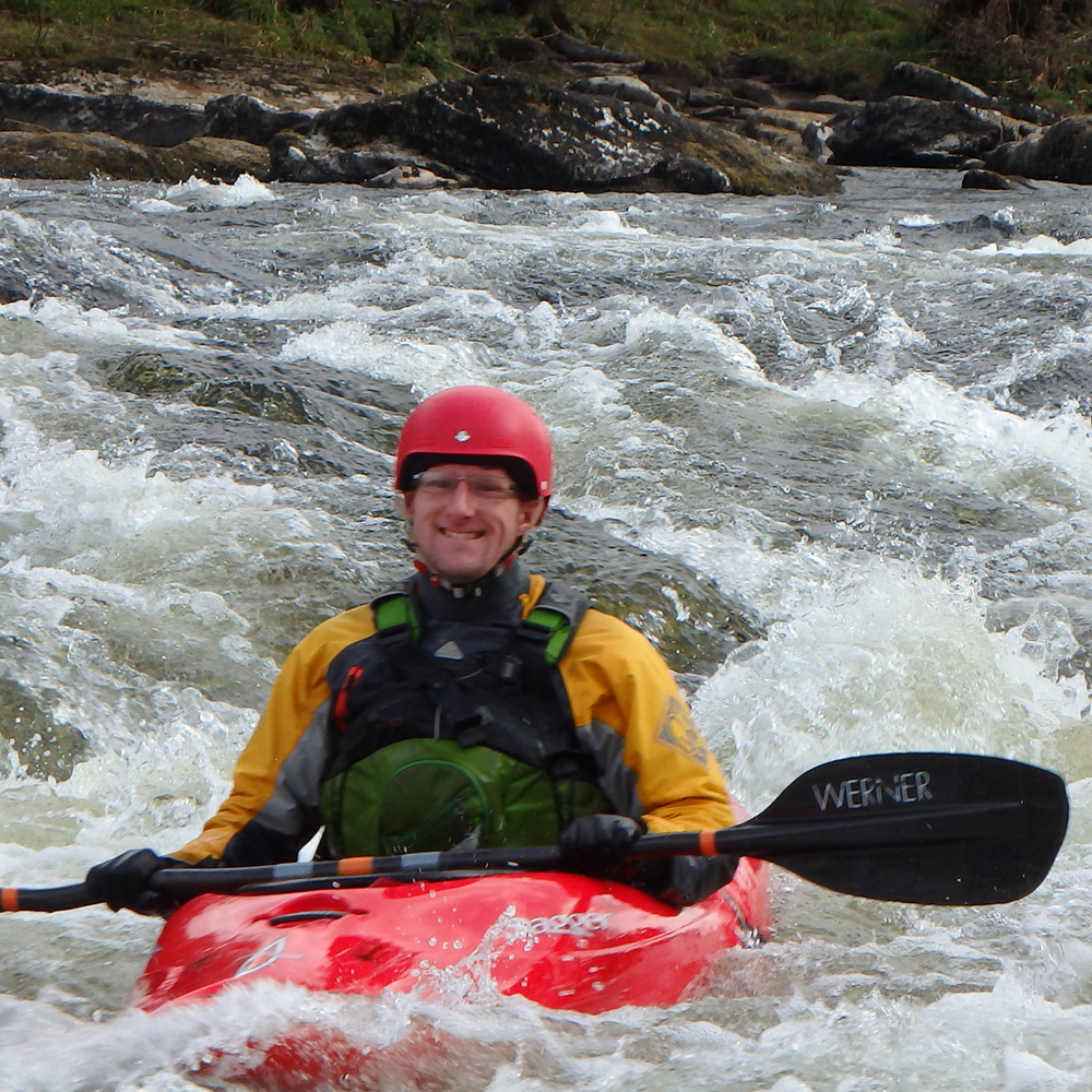 BCU 4 Star White Water Training