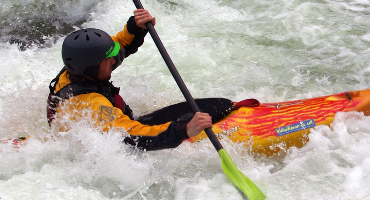 kayak leader training