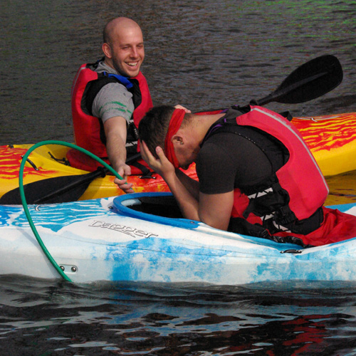 BCU/UKCC Level 1 Certificate in Paddlesport Coaching