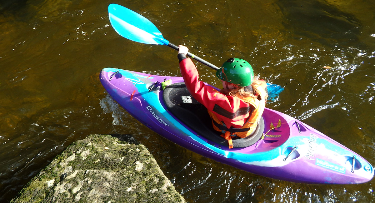 Moderate Water Kayak Coach Assessment