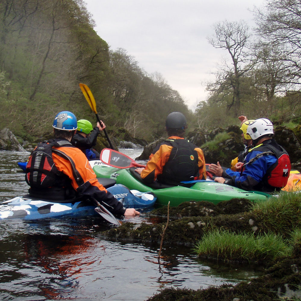 MWE White Water Assessment