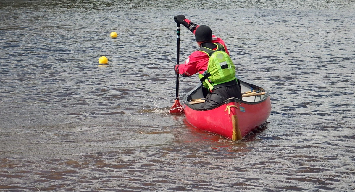 Open Water Canoe Coach Assessment