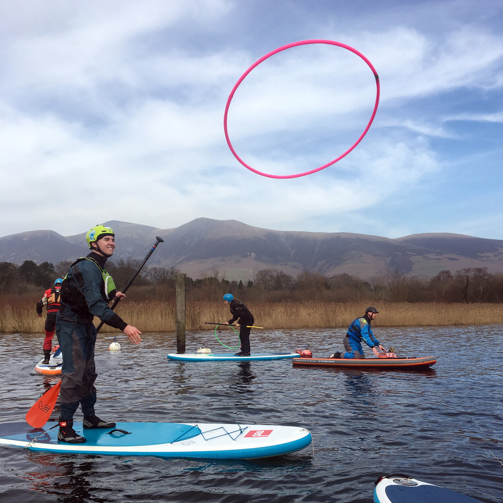 Paddlesport Instructor