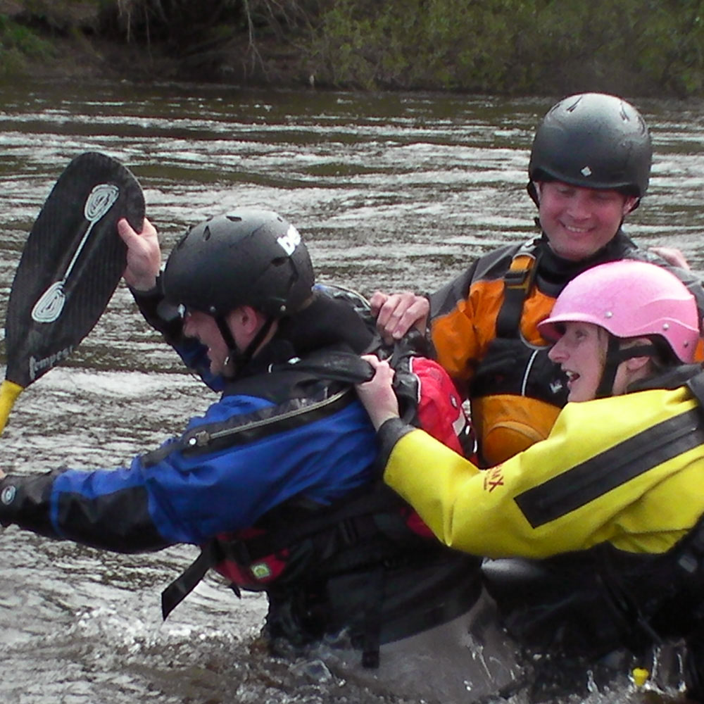 BCU White Water Safety & Rescue